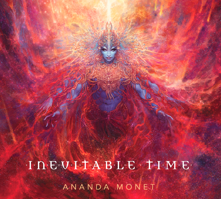Ananda Monet 'Inevitable Time'