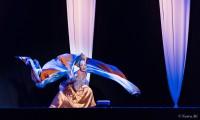 'Atma' at the European VIP Celebration of ISKCON's 50th anniversary