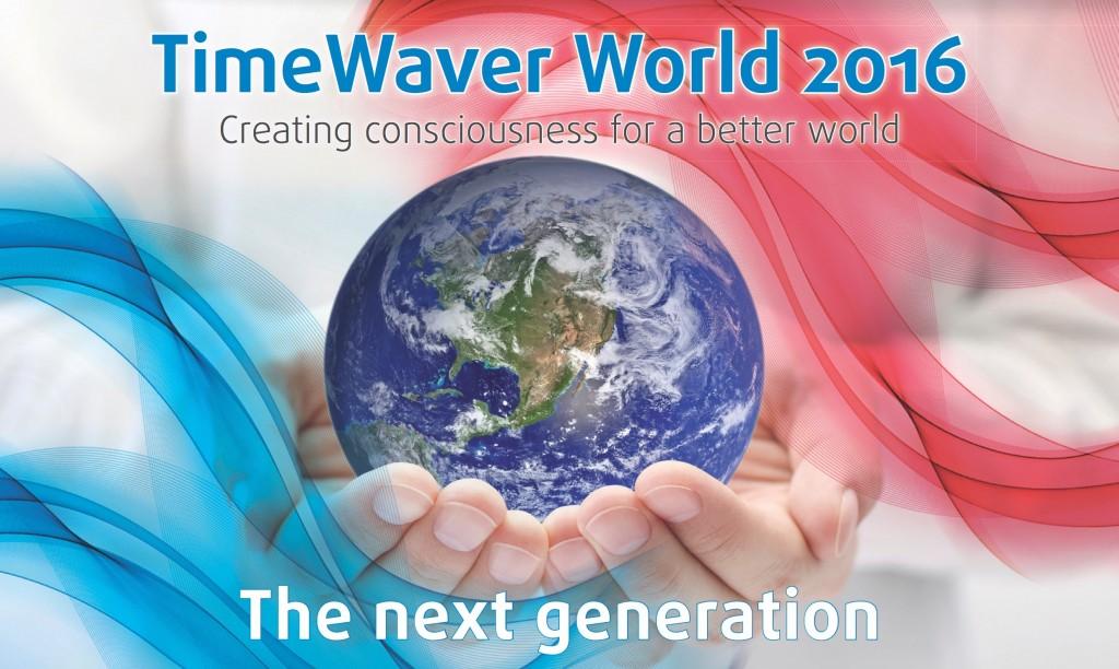 'ATMA' at the TimeWaver World Congress in Frankfurt