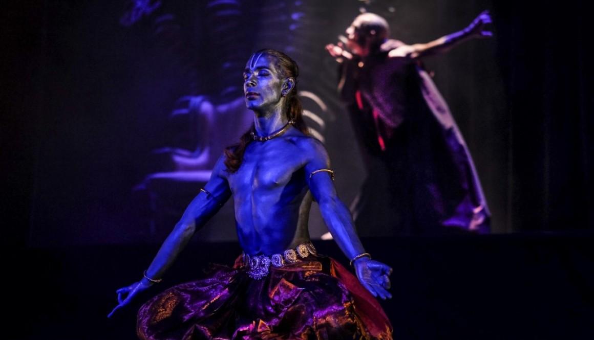 2015 – 'Hanuman' Benelux Theatertour