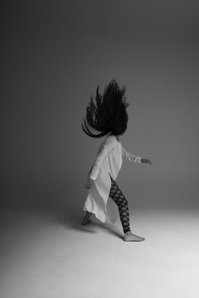 'Between Worlds' by photographer Bimala Naysmith