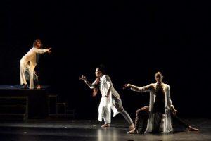 'Between Worlds' scene 'Sisters', a tribute to Marutvati