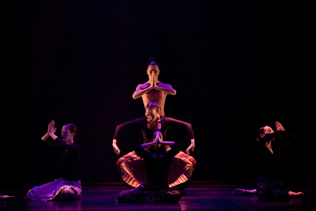 Samadhi's ATMA feat. Ananda Monet in Moscow!