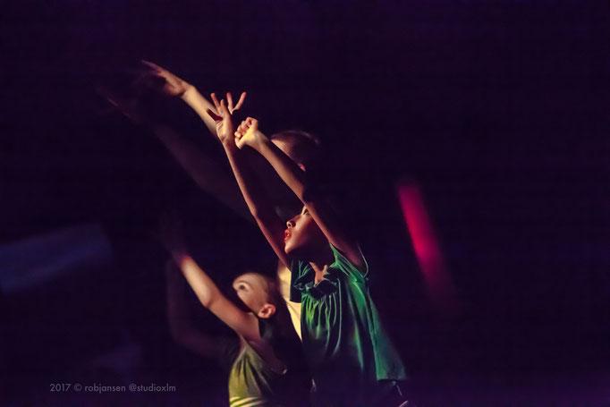July 14 & 15: Final school presentation 'HartsTocht' by Balletschool Marut Jorquera