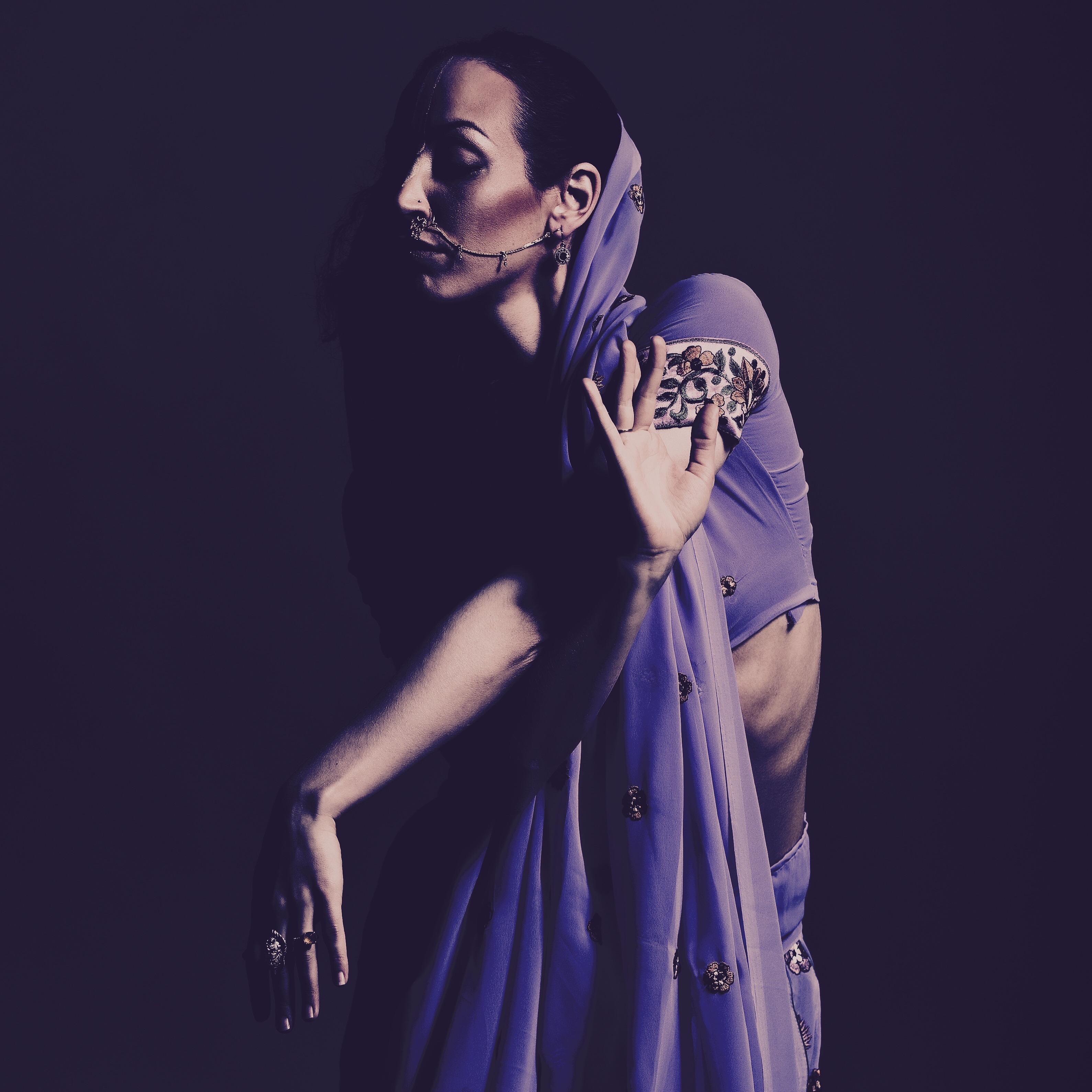 Vraja Sundari Keilman - Photo by Karen Scheffers