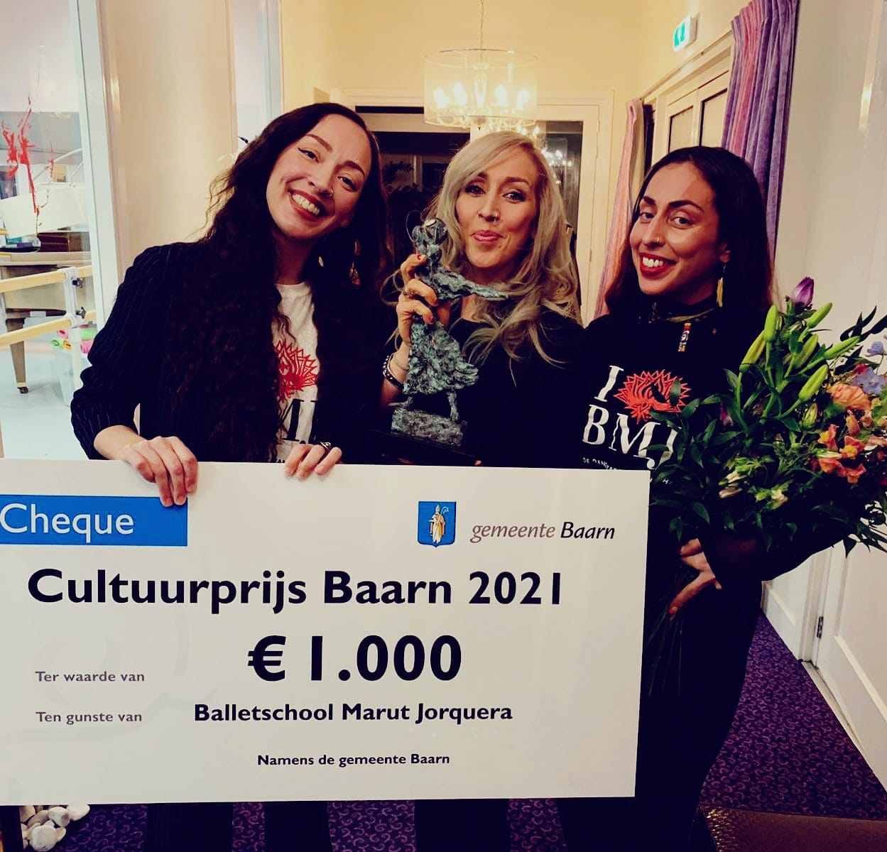 BMJ receives the Culture Award of 2021!